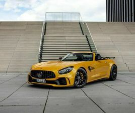 MERCEDES-BENZ AMG GT R ROADSTER SOLARBEAM, CARBON, 1 OF 750