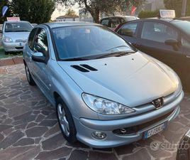 PEUGEOT 206 - 2006 1.4 SWEET YEARS CLIMA