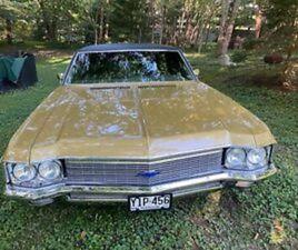 1970 CHEVROLET CAPRICE 5.7 4 DOOR HARDTOP