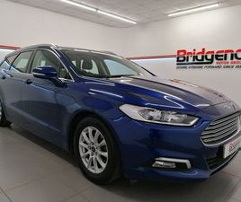 FORD MONDEO 1.5 TDCI ECONETIC ZETEC EDITION 5DR