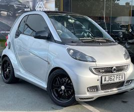 SMART FORTWO 1.0 BRABUS XCLUSIVE SOFTTOUCH 2DR