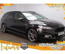 FORD MONDEO 2.0 ST-LINE EDITION TDCI 5D AUTO 177 BHP