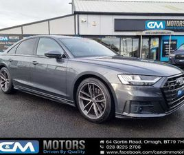 AUDI A8 50 TDI QUATTRO S LINE 4DR TIPTRONIC FOR SALE IN TYRONE FOR £37,795 ON DONEDEAL