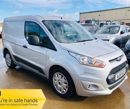 FORD CONNECT 1.6 TDCI 200 TREND L1 4DR