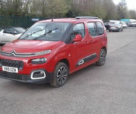 BERLINGO MULTISPACE FOR SALE IN ARMAGH FOR £10,100 ON DONEDEAL