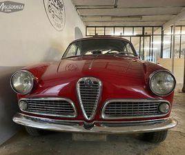 ALFA ROMEO GIULIETTA 1300 SPRINT - 1964