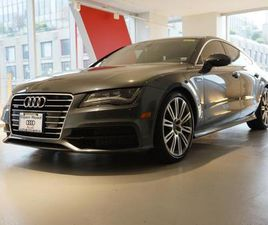 GRAY COLOR 2014 AUDI A7 FOR SALE IN NEW YORK, NY 10019. VIN IS WAU2GAFC0EN017223. MILEAGE