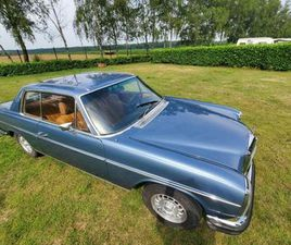 MERCEDES 280 COUPE W114