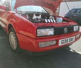 VW CORRADO 1990 1.8 16V 53I WITH BIKE CARBURATORS