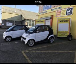 SMART CARS X 2 FOR SALE IN DUBLIN FOR €2,250 ON DONEDEAL
