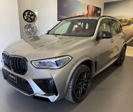 BMW X5 M COMPETITION 2022