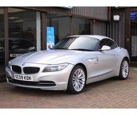 2009 BMW Z4 2.5 SDRIVE23I - £8,995