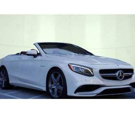 S 63 AMG 4MATIC CABRIOLET