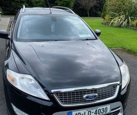 2010 FORD MONDEO ESTATE 2.0TD TITANIUM X FOR SALE IN LONGFORD FOR €3,500 ON DONEDEAL