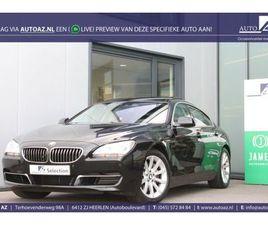 BMW 640 GRAN COUPÉ 640I HIGH EXECUTIVE