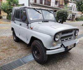 UAZ 469 - 198I