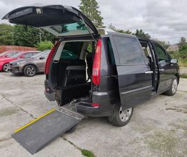 CITROEN C8 WHEELCHAIR ACCESSIBLE CAR, FULL MOT FOR SALE IN DOWN FOR £2,995 ON DONEDEAL