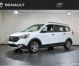 DACIA LODGY DCI 110 5 PLACES STEPWAY