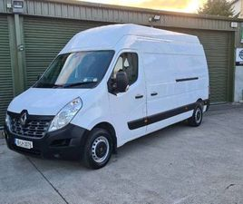 RENAULT MASTER LH35 2018 FOR SALE IN MEATH FOR €15,950 ON DONEDEAL