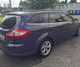 FORD MONDEO, ESTATE FOR SALE IN WICKLOW FOR €4,900 ON DONEDEAL