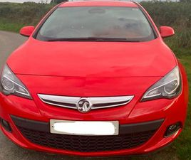 2013 VAUXHALL ASTRA GTC FOR SALE IN DOWN FOR £4,700 ON DONEDEAL