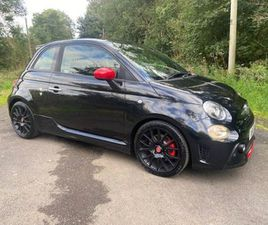 ABARTH 595 595 TROFEO T-JET 160 FOR SALE IN ANTRIM FOR £12,495 ON DONEDEAL