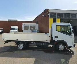 IDENTICAL TO A CABSTAR 2009/09 RENAULT MAXITY DROPSIDE 110.35/5 DXI