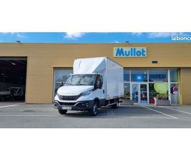 IVECO DAILY 35C16 - CAISSE 20M3 - NEUF
