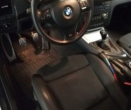 BMW SERIE 1 2.0TD MSPORT