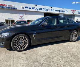 BMW 420D 185CH LUXURY BVA GRAN COUPE