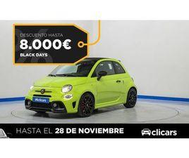 ABARTH 500 595 1.4T-JET COMPETIZIONE AUT. 132KW PEQUEÑO DE SEGUNDA MANO EN MADRID   AUTOCA