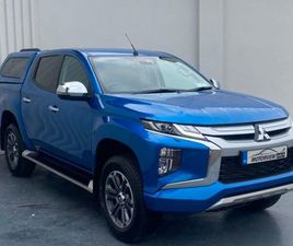 MITSUBISHI L 200 36500 PLUS VAT 2020 MODEL WARRIO FOR SALE IN CORK FOR €36,500 ON DONEDEAL