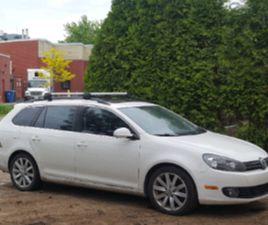 GOLF WAGON TDI 2012 | CARS & TRUCKS | CITY OF MONTRÉAL | KIJIJI
