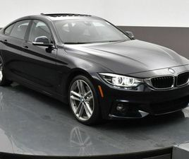 2019 BMW 4 SERIES 440I X-DRIVE GRAN COUPE M SPORT, PREMIUM ENHANCED, HEAD UP DISPLAY, BLIN