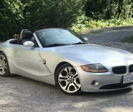 2003 BMW Z4 2.5 | CARS & TRUCKS | OTTAWA | KIJIJI