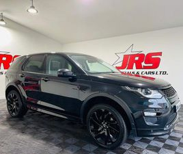 LAND ROVER DISCOVERY SPORT 2.0 TD4 HSE DYNAMIC LUX AUTO 4WD (S/S) 5DR