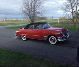 FORD 1951 CONVERTIBLE