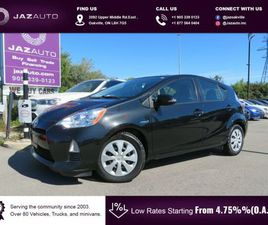2014 TOYOTA PRIUS C C AUTOMATIC NO ACCIDENTS VERY CLEAN SAFETY WARRANTY IS INCLUDED | CARS