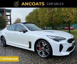 2018 KIA STINGER 3.3 T-GDI GT S - £28,999