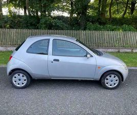 FORD KA STYLE 1.3, ONLY 34,000 MILES, 11 MONTHS MOT