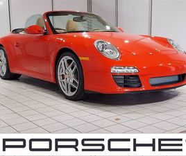 USED 2011 PORSCHE 911 CARRERA S