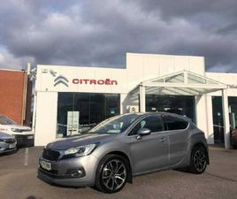 CITROEN DS4 DS 4 CROSSBACK BLUEHDI 120 SS 4DR FOR SALE IN CORK FOR €15,950 ON DONEDEAL