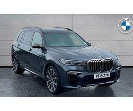 BMW X7 M50D 3.0 5DR