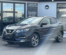 USED 2020 NISSAN QASHQAI DIESEL HATCHBACK MPV 10,000 MILES IN BLACK FOR SALE | CARSITE
