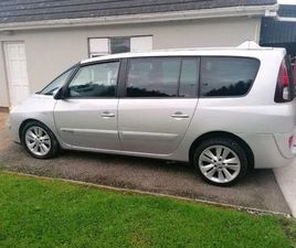 2010 RENAULT ESPACE WHEELCHAIR AUTOMATIC DIESEL FOR SALE IN GALWAY FOR €3,700 ON DONEDEAL