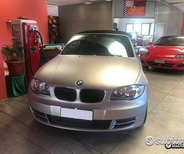 BMW 120 D CABRIO 177CV FAP