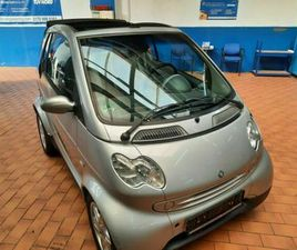 SMART SMART FORTWO CABRIO SOFTTOUCH PASSION