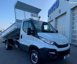 IVECO 35C14 / BENNE / 140CH / 2019 / 48340 KMS