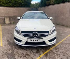 MERCEDES A45 AMG 360BHP FOR SALE IN FERMANAGH FOR £18,950 ON DONEDEAL