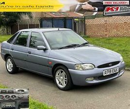 FORD ESCORT 1.8I 16V ( 115PS ) ( A/C ) SI, 100 MILE FREE DELIVERY, 1 YEAR MOT
